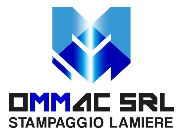 Studio del logotipo per OMMAC Srl