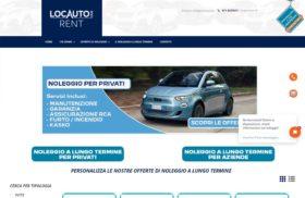 Sito web NoleggioAutoTorino.eu e campagna SEO